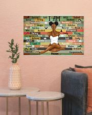 Black queen 5 24x16 Poster poster-landscape-24x16-lifestyle-22