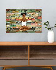 Black queen 5 24x16 Poster poster-landscape-24x16-lifestyle-25