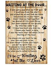 I'll Be Waiting At The Door 11x17 Poster front