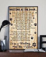 I'll Be Waiting At The Door 11x17 Poster lifestyle-poster-2