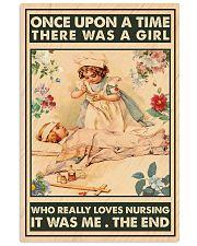Loves Nursing 11x17 Poster front