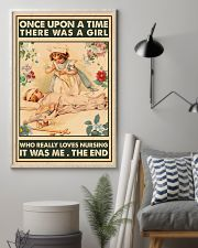 Loves Nursing 11x17 Poster lifestyle-poster-1