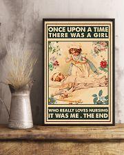 Loves Nursing 11x17 Poster lifestyle-poster-3