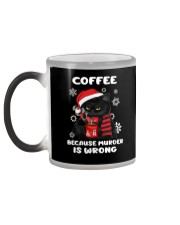 Coffee - Cat Color Changing Mug color-changing-left
