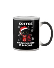 Coffee - Cat Color Changing Mug color-changing-right