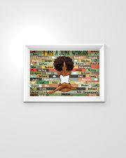 June woman 24x16 Poster poster-landscape-24x16-lifestyle-02