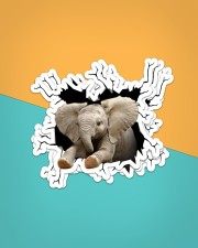 Elephant Crack Sticker - 4 pack (Vertical) aos-sticker-4-pack-vertical-lifestyle-front-02