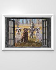 Labrador 36x24 Poster poster-landscape-36x24-lifestyle-02