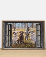 Labrador 36x24 Poster poster-landscape-36x24-lifestyle-03