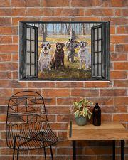 Labrador 36x24 Poster poster-landscape-36x24-lifestyle-20