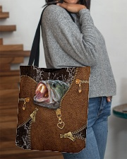 Fishing All-over Tote aos-all-over-tote-lifestyle-front-09