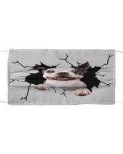 Boston Terriers Crack Mask tile