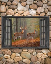 Deer 6 24x16 Poster aos-poster-landscape-24x16-lifestyle-16