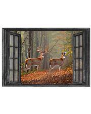 Deer 6 24x16 Poster front