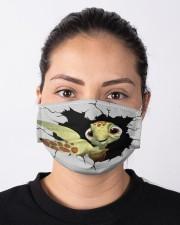 Turtle Crack Cloth face mask aos-face-mask-lifestyle-01