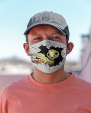 Turtle Crack Cloth face mask aos-face-mask-lifestyle-06