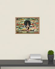 Strong queen 24x16 Poster poster-landscape-24x16-lifestyle-09