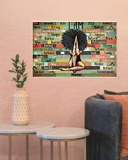 Strong queen 24x16 Poster poster-landscape-24x16-lifestyle-22
