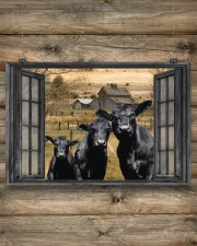Angus Cow 2 24x16 Poster aos-poster-landscape-24x16-lifestyle-15