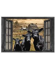 Angus Cow 2 24x16 Poster front