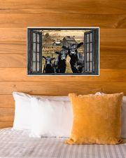 Angus Cow 2 24x16 Poster poster-landscape-24x16-lifestyle-27