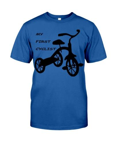 My fist cyclist - cylce bike