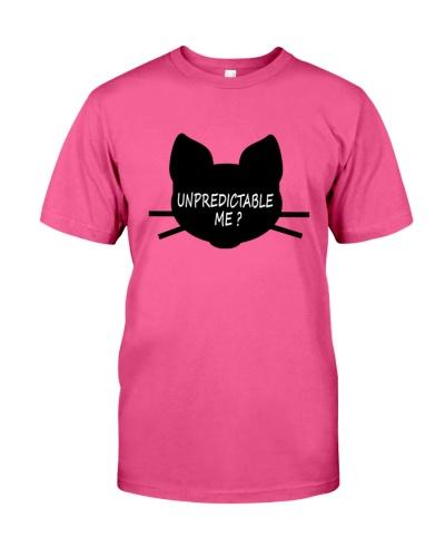 Unpredictable Me cat kitten silhoette