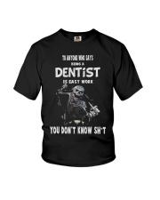 Dentist Tshirt Youth T-Shirt thumbnail