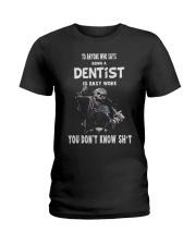 Dentist Tshirt Ladies T-Shirt thumbnail