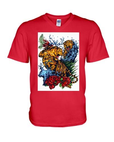 Tigers Fight