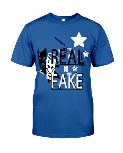 Real or Fake Black Variant