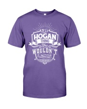 HOGAN Premium Fit Mens Tee thumbnail
