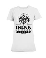 DUNN Premium Fit Ladies Tee thumbnail