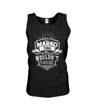 MARKO Unisex Tank thumbnail