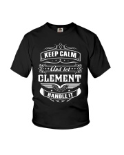 CLEMENT Youth T-Shirt thumbnail