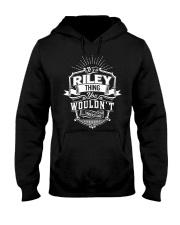 RILEY Hooded Sweatshirt thumbnail