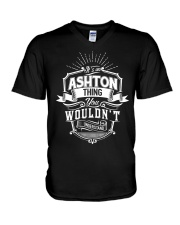 ASHTON V-Neck T-Shirt thumbnail