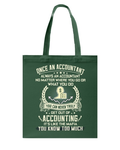 ALWAYS AN ACCOUNTANT