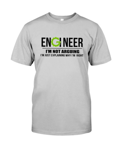 ENGINEER - I'M NOT ARGUING 2