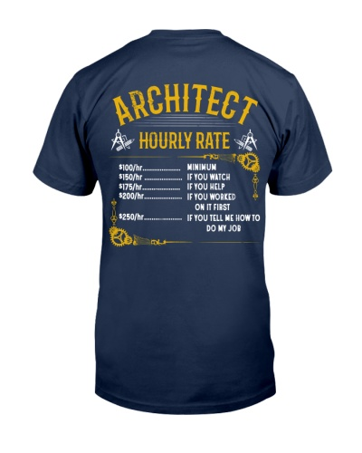 ARCHITECT HOURLY RATE