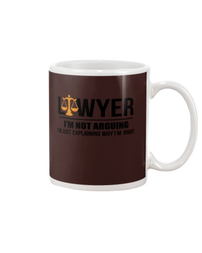 LAWYER - I'M NOT ARGUING 3