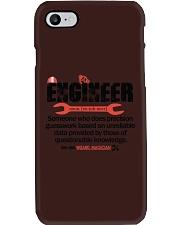 ENGINEER - NOUN Phone Case thumbnail
