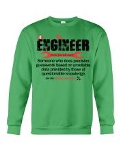 ENGINEER - NOUN Crewneck Sweatshirt thumbnail