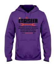 ENGINEER - NOUN Hooded Sweatshirt thumbnail