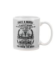 ALWAYS A NURSE 3 Mug thumbnail