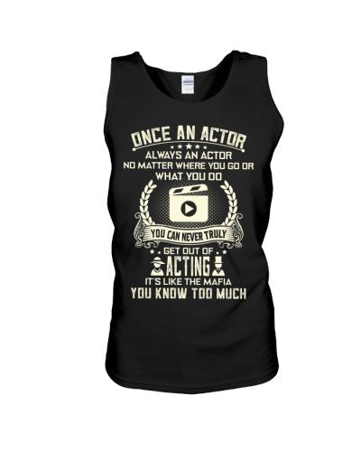 ALWAYS AN ACTOR 3