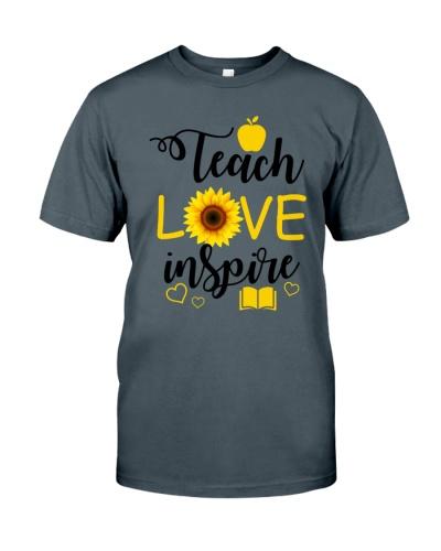 TEACH LOVE INSPIRE 1