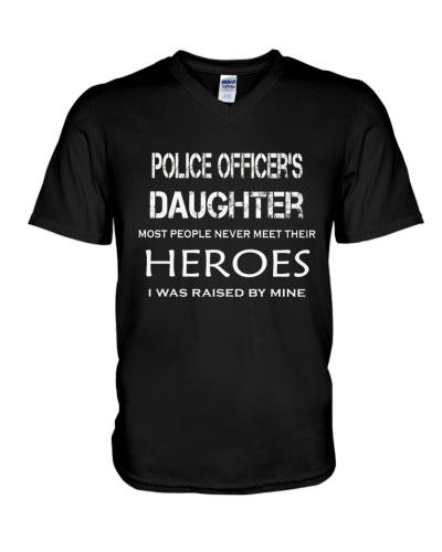 POLICE OFFICER DAUGHTER