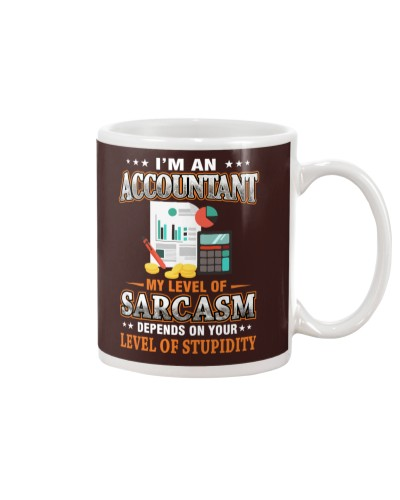 I AM AN ACCOUNTANT