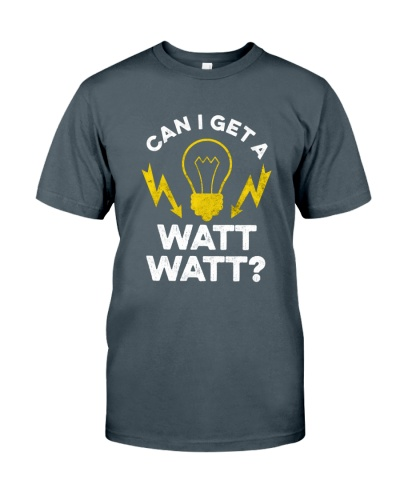 ELECTRICIAN - CAN I GET A WATT